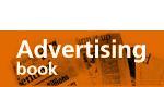 Banner book pubblicitario en