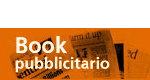 Banner book pubblicitario
