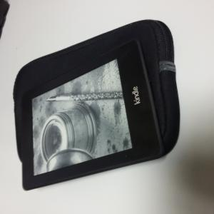 LF 2080 kindle con cover nera