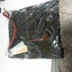 LF 2096  borsa di camoscio