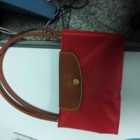 LF 1813 red bag