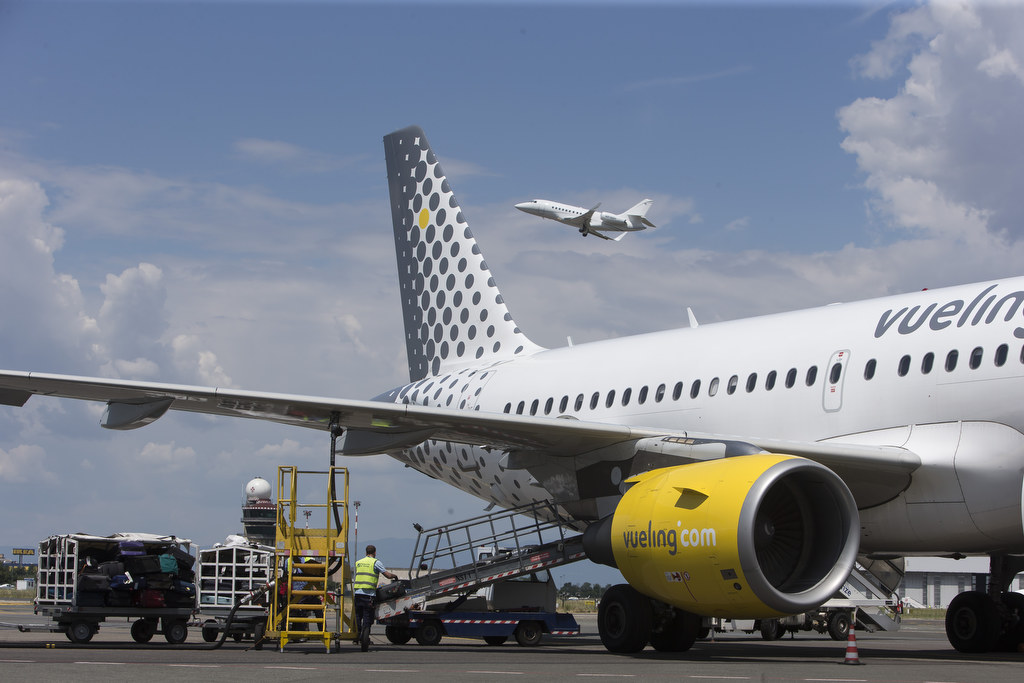 Vueling confirms and boosts its Florence commitment: announcement of new route for the summer season 2015