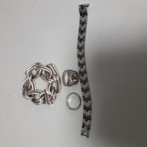 LF 3627 bracelets and rings