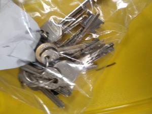 LF 3658 keys