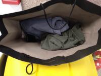 LF 3291 bag with shirt and pants